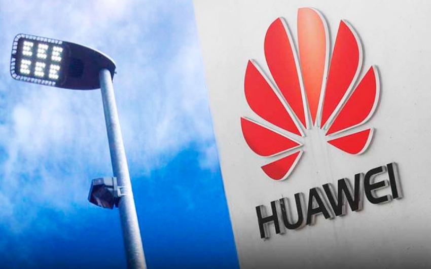 Huawei lanza solución de alumbrado inteligente para Colombia.