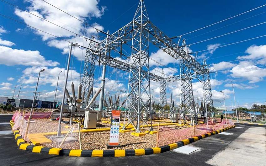 PORTUGAL: La primera subestación eléctrica 100% digital del país