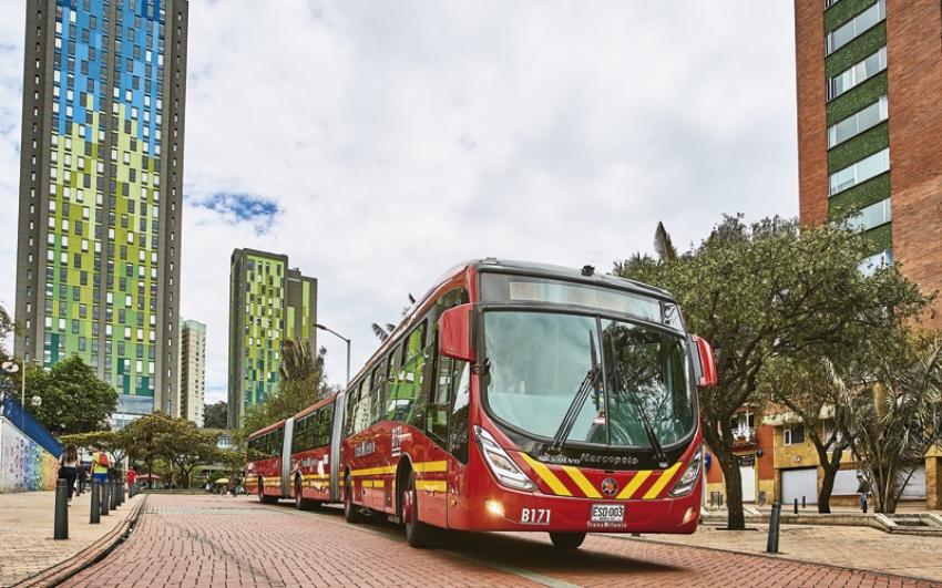Con 379 buses, Bogotá tendrá la flota eléctrica más grande del país