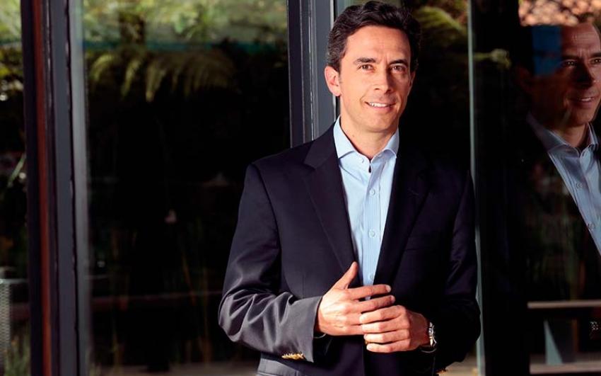 Óscar Bravo asume la presidencia de la Organización Terpel