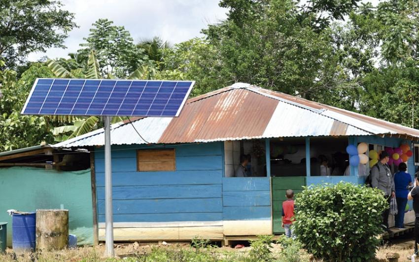 Presidente Duque asegura que con el PND 500.000 colombianos tendrán energía eléctrica en sus casas a 2022