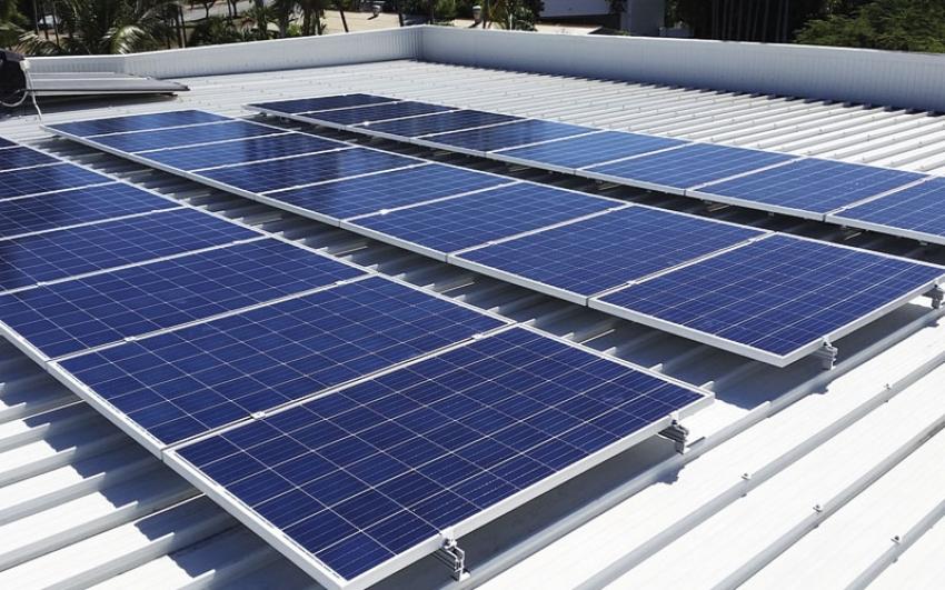 Energías renovables: un ejemplo que empieza por casa