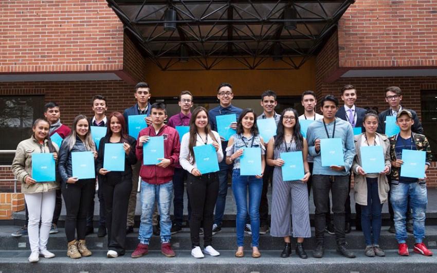 21 jóvenes de Cundinamarca accederán a educación superior gracias a la Fundación Enel Colombia y Uniminuto.