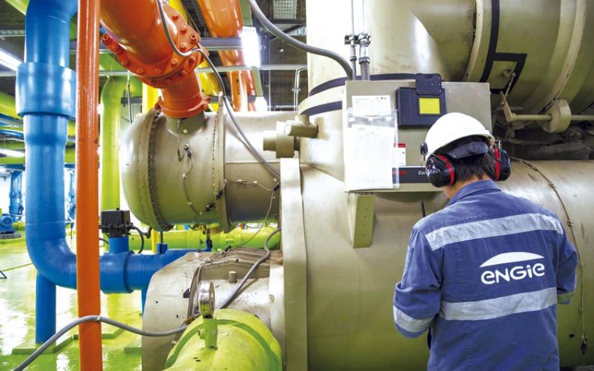 La multinacional francesa de energía ENGIE adquiere empresa de servicios CAM.