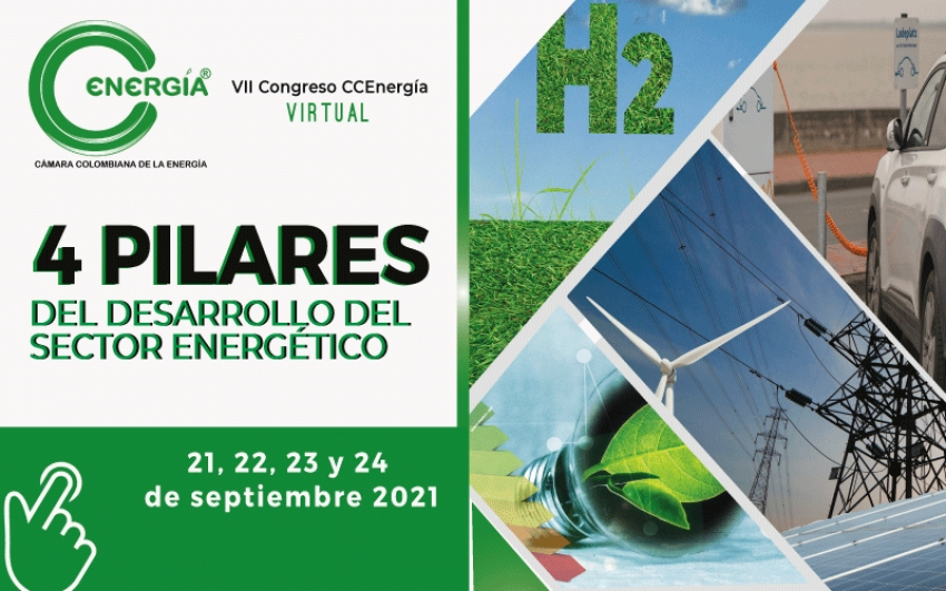 VII CONGRESO 4 PILARES DEL DESARROLLO DEL SECTOR ENERGÉTICO