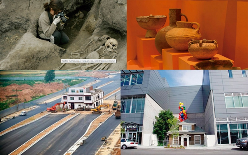 El arte de gestionar la coexistencia de proyectos con infraestructura existente.