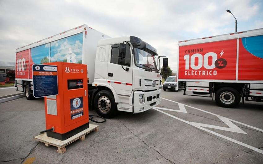 Gobierno decreta especificaciones para parqueaderos de vehículos eléctricos