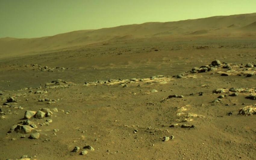 Ingenuity Realiza su Noveno Vuelo en Marte Superando Nuevos Desafíos