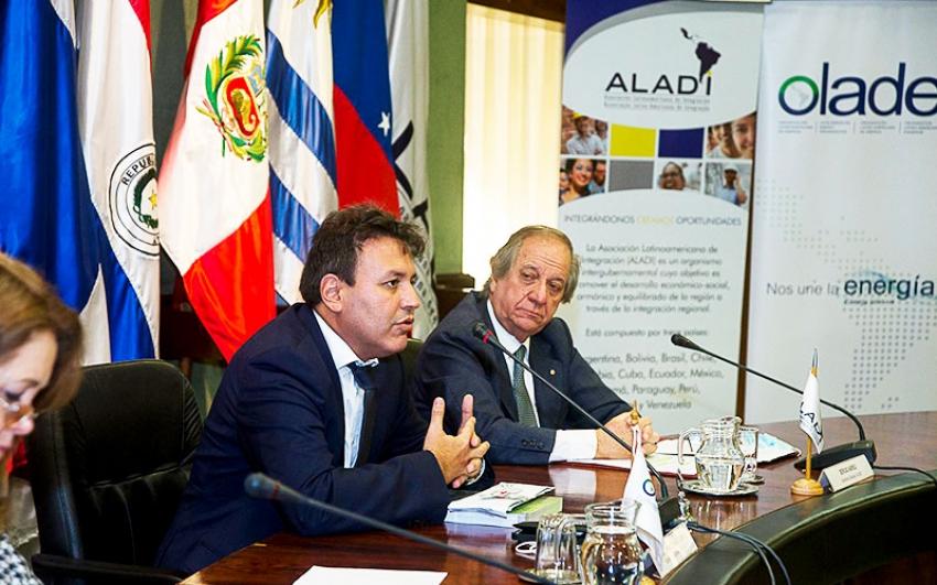 Olade y ALADI comprometidos en la integración y la eficiencia de los sistemas energéticos