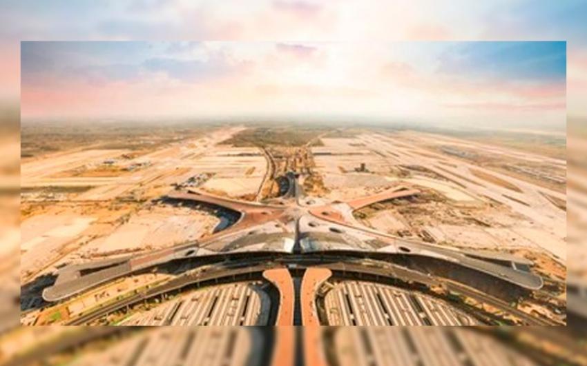 Huawei provee energía fotovoltaica al Aeropuerto Internacional de Beijing-Daxing