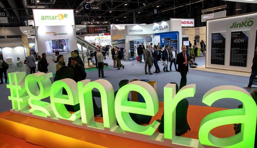Feria internacional de energía y MedioAmbiente