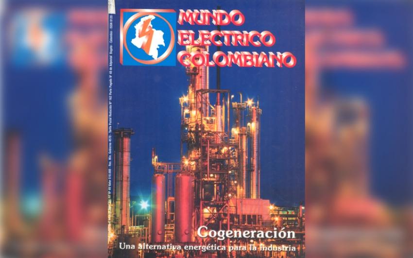 Edición N°48 Cogeneración. Una alternativa energética para la industria