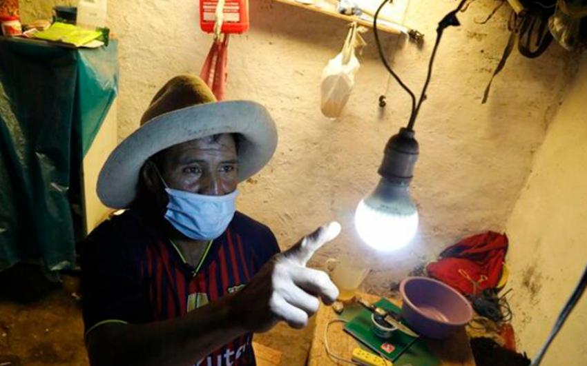 En Perú, Minem llevará energía eléctrica a más de 168 mil peruanos que viven en zonas rurales durante el 2021