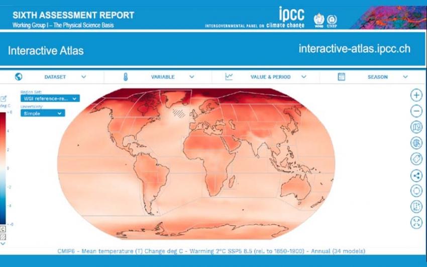 """Experta en cambio climático asegura """"Urge comprometerse con reducciones de emisiones de GEI más ambiciosas, y que en realidad se cumplan"""""""