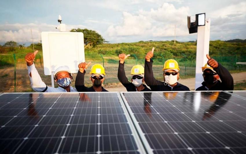 Gobierno anuncia nueva subasta de renovables para 2021