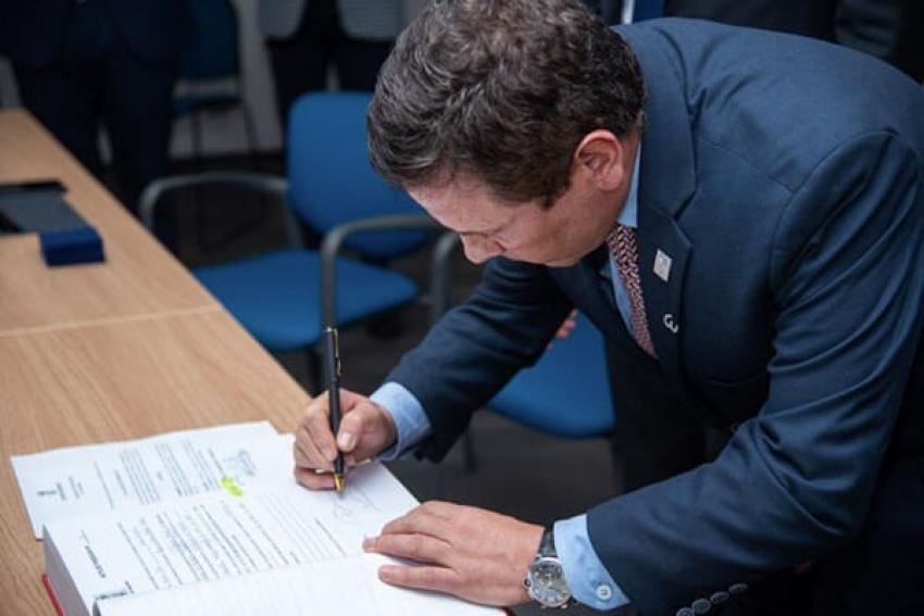 Álvaro Guillermo Rendón López asumió como Gerente General de EPM y líder del Grupo EPM