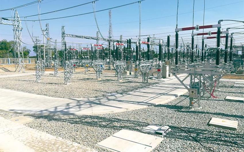 Culminada ampliación de la subestación Valledupar 220 kV.