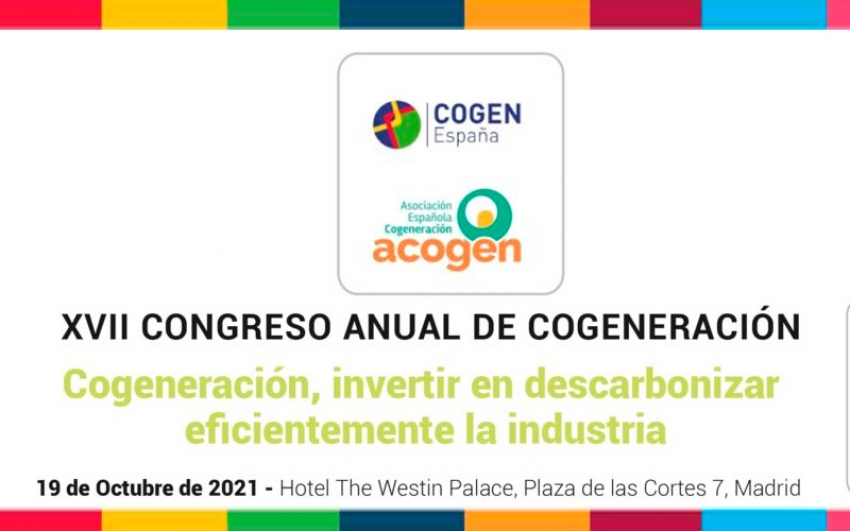 Congreso Anual de Cogeneración