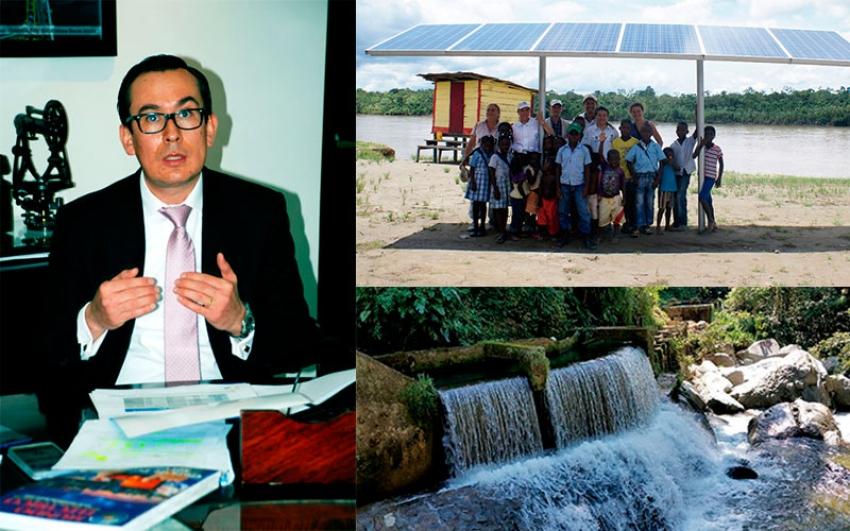 IPSE aportará a la transformación de la matriz energética desde las ZNI.