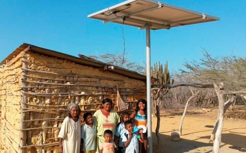Beneficio para las ZNI: Subsidio del 86% en tarifas de energía con paneles solares