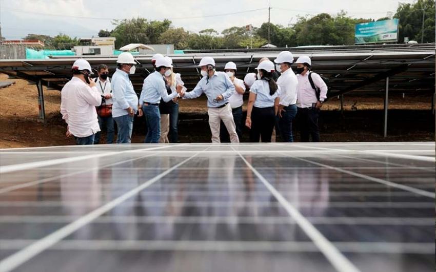 CEO y Colombina le apuestan a la transición energética