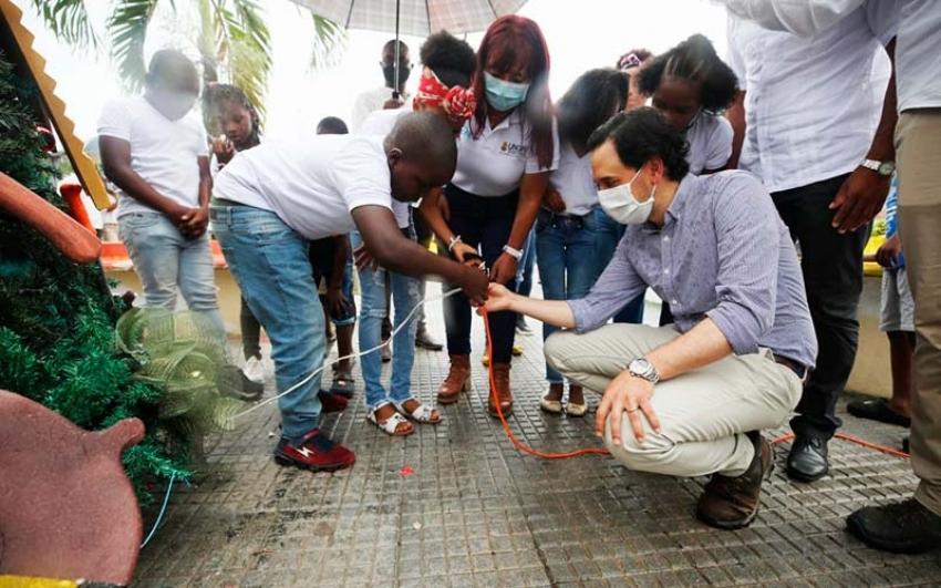 Proyecto de Interconexión Eléctrica para Sipí – Chocó