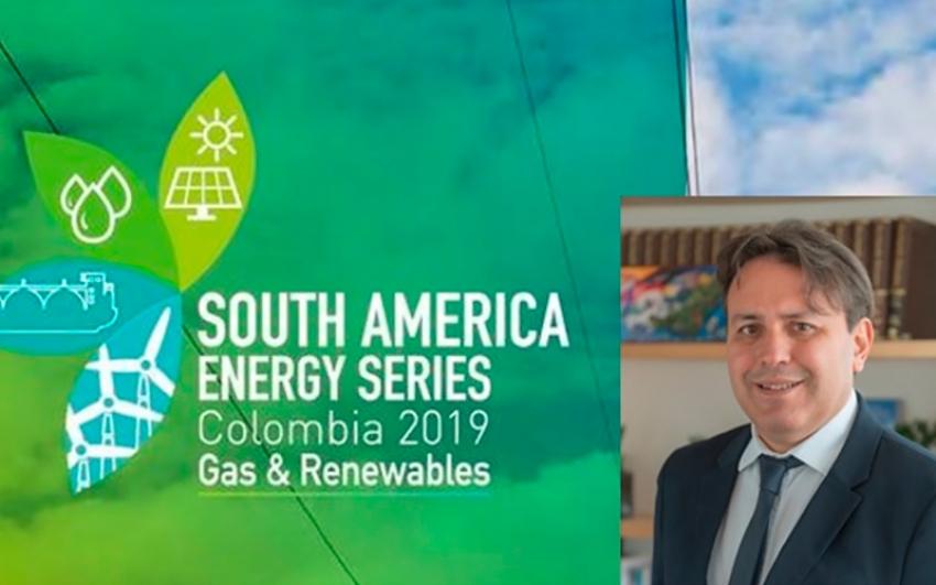El Secretario Ejecutivo de Olade presentó el nuevo Panorama Energético Regional