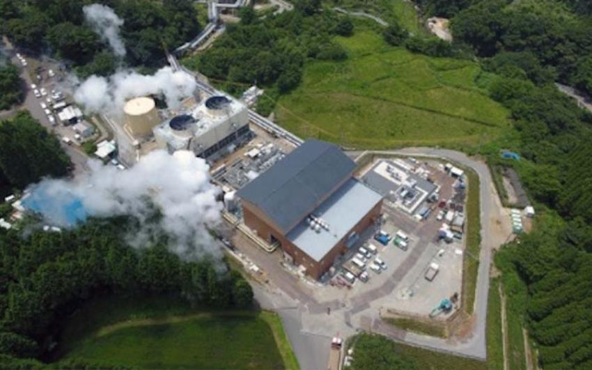 Mitsubishi Power mejorara planta geotérmica en filipinas.
