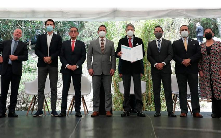 Ecuador: lanza Plan Nacional de Transición hacia la Descarbonización