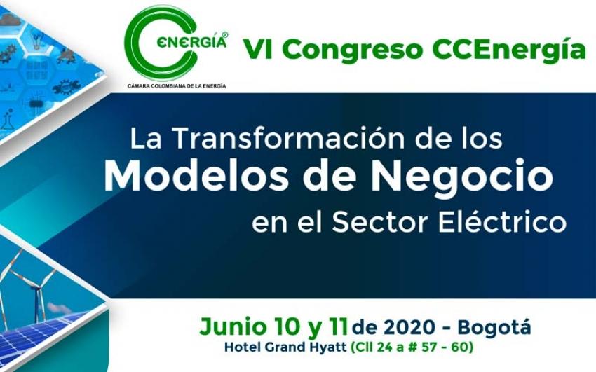 Agenda académica de VI Congreso CCE