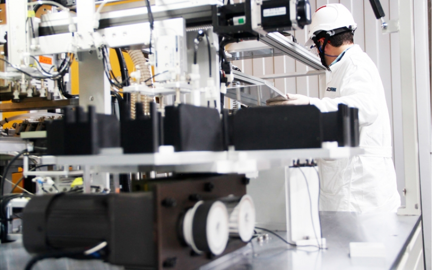 Paneles solares con manufactura 100% colombiana