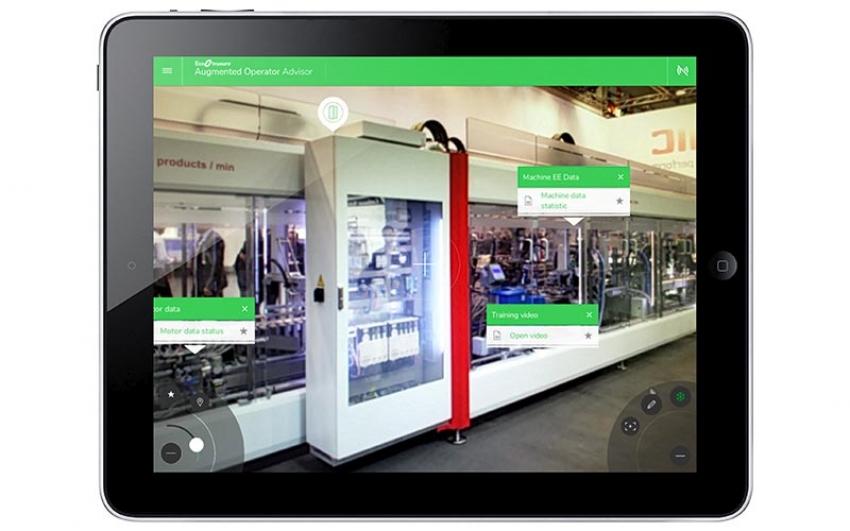 Los beneficios de la Realidad Aumentada en la Industria 4.0