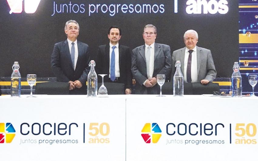 50 años de la creación del COCIER