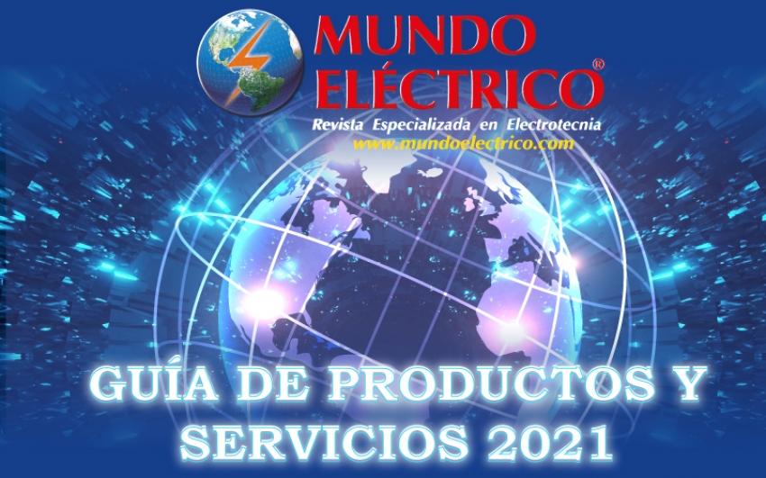 Edición 128, Guía de Productos y Servicios 2021