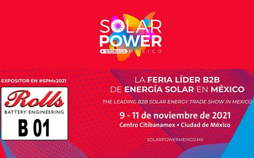 Solar Power Mexico 2021