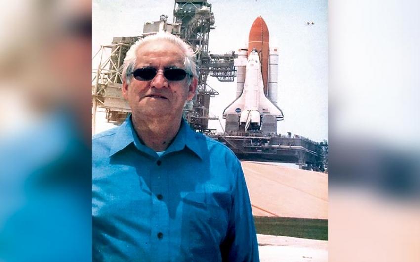 """Ingeniero Carlos Díaz Hernández: """"Mi sueño era hacer parte de la Misión Espacial de la NASA"""""""