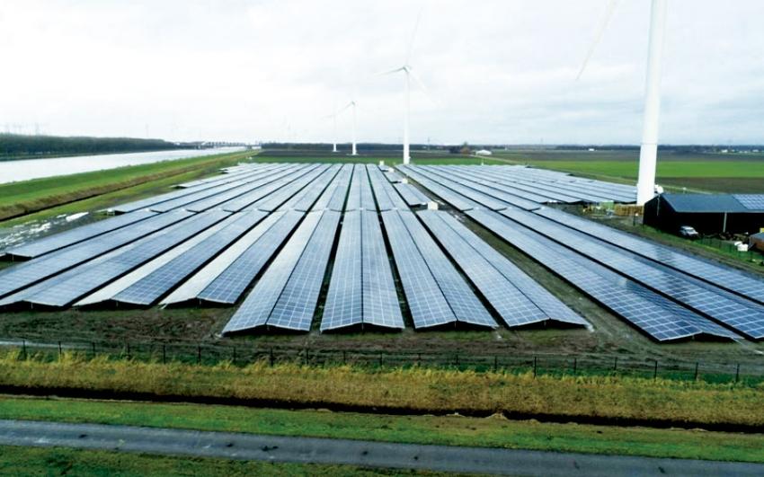 Exitosa conexión a la red de distribución de la mayor planta de energía solar en Europa.