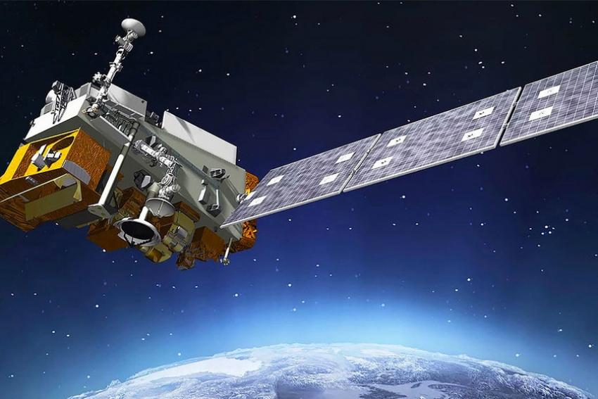 China presenta su proyecto de generación con estación fotovoltaica espacial.